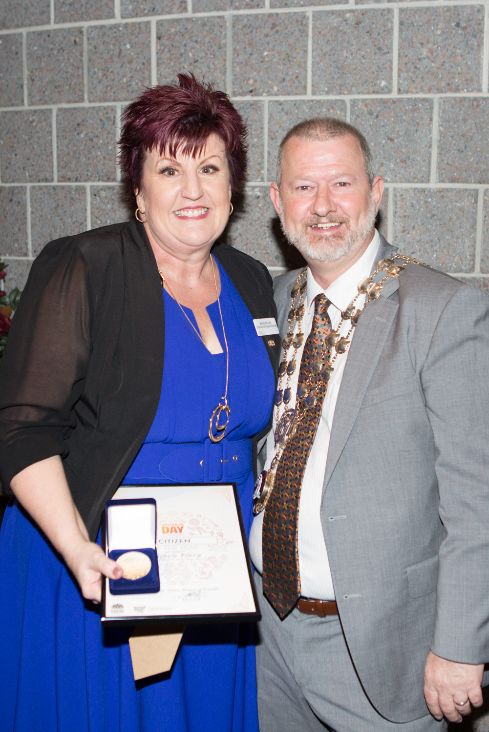 Penrith Citizen of the Year   Michele Ellery