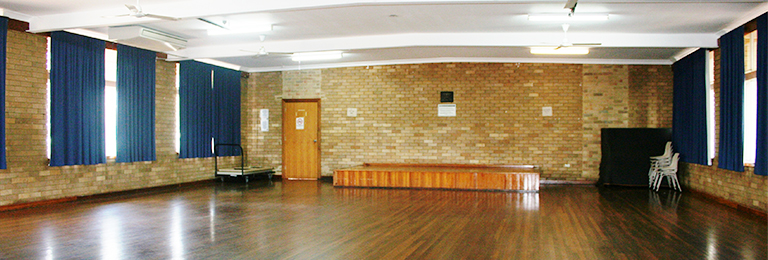 Arthur Neave Memorial Hall