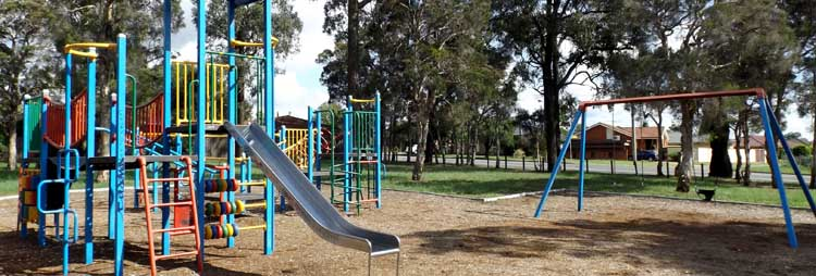 Harwell Place Reserve
