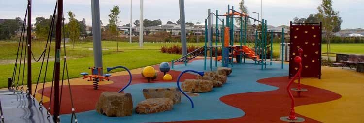 Mulgoa Rise Playground North