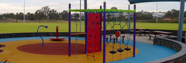 Mulgoa Rise Playground South