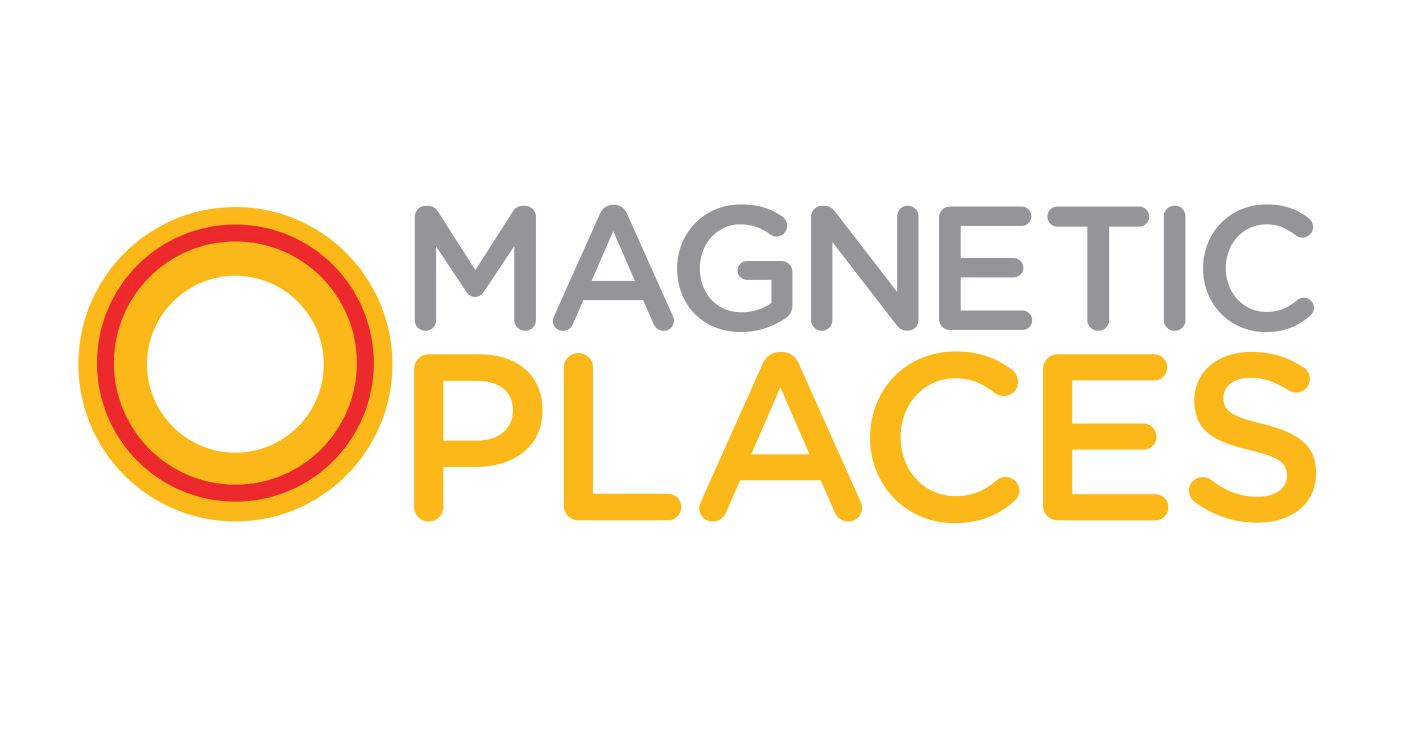 magnetic places logo